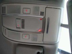 Ambientebeleuchtung nachrüsten Audi - A6 4F 3
