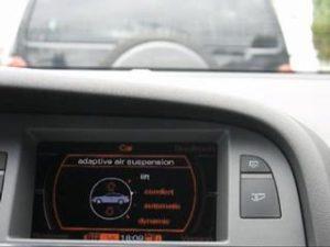Luftfederung AAS Videos vom Audi A6 4F 1