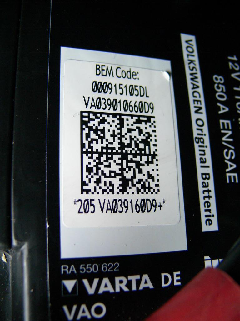 Batterie Ersetzen Codieren Mit Vcds F 252 R Audi A6 4f