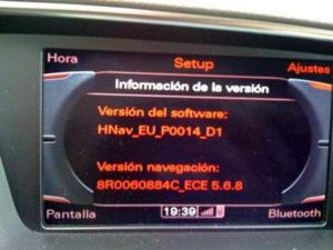 Juni 2009 MMI 3G HDD