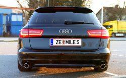 Semi Dynamischer Blinker per Modul für Audi - A6 4G 7