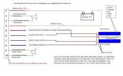 Steckerbelegung Teilaktivsystem Nokia Subwoofer - A6 4B 5