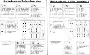 steckerbelegung radio can noncan a6 4b a6 wiki. Black Bedroom Furniture Sets. Home Design Ideas