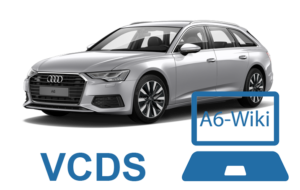Sicherheitsgurt warnung deaktivieren im Audi A6 4K 1