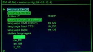 WLan MMI 3G HDD