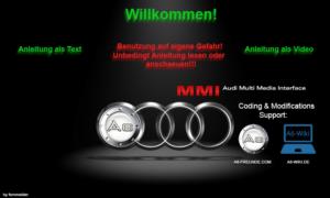 MMI Hack - eigenen Startbildschirm einspielen 4