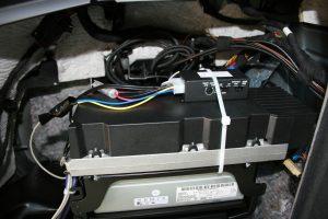 Zusätzliche Endstufe nachrüsten MMI 2G High mit Bose - A6 4F 17