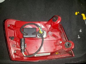 Semi Dynamischer Blinker per Modul für Audi - A6 4G 6