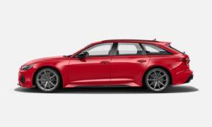 Audi A6 4K C8 Modelunterschiede 2020 37