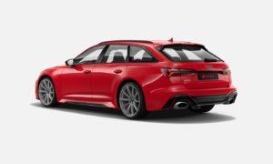 Audi A6 4K C8 Modelunterschiede 2020 38