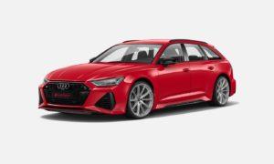 Audi A6 4K C8 Modelunterschiede 2020 39