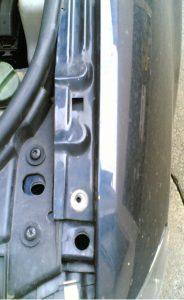 Scheinwerfer ausbauen vorne - A6 4B 4